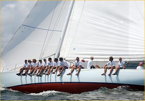 americas cup sailing charters newport ri