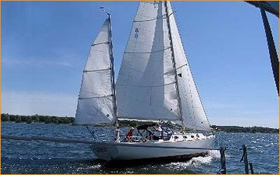 top cat sailing charters newport ri