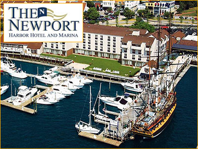 newport harbor hotel and marina
