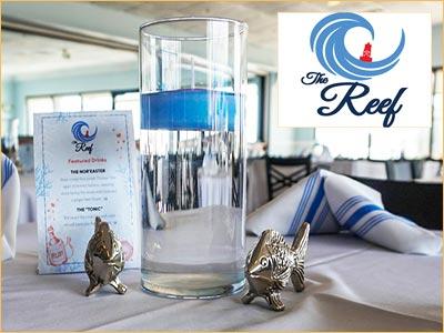 reef restaurant waterfront newport ri