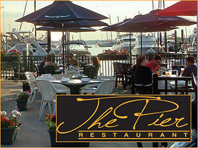 pier restaurant downtown newport ri