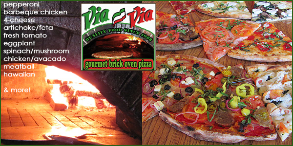 via via brick oven pizza newport ri