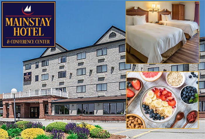mainstay hotel family friendly priced hotel in newport