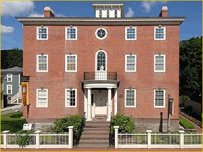 samuel whitehorne house in Newport ri