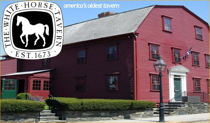 the white horse tavern is the oldest continually operating tavern in america