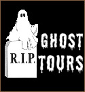 haunted tours of newport ri