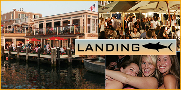 the landing restaurant and nightclub newport ri