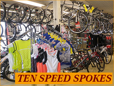ten speed spokes bike rentals sales and service newport ri