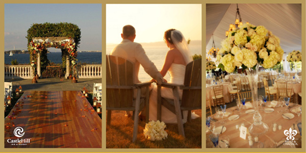 castle hill inn and resort weddings newport ri