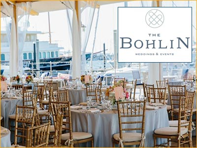 the bohlin wedding receptions on newports waterfront