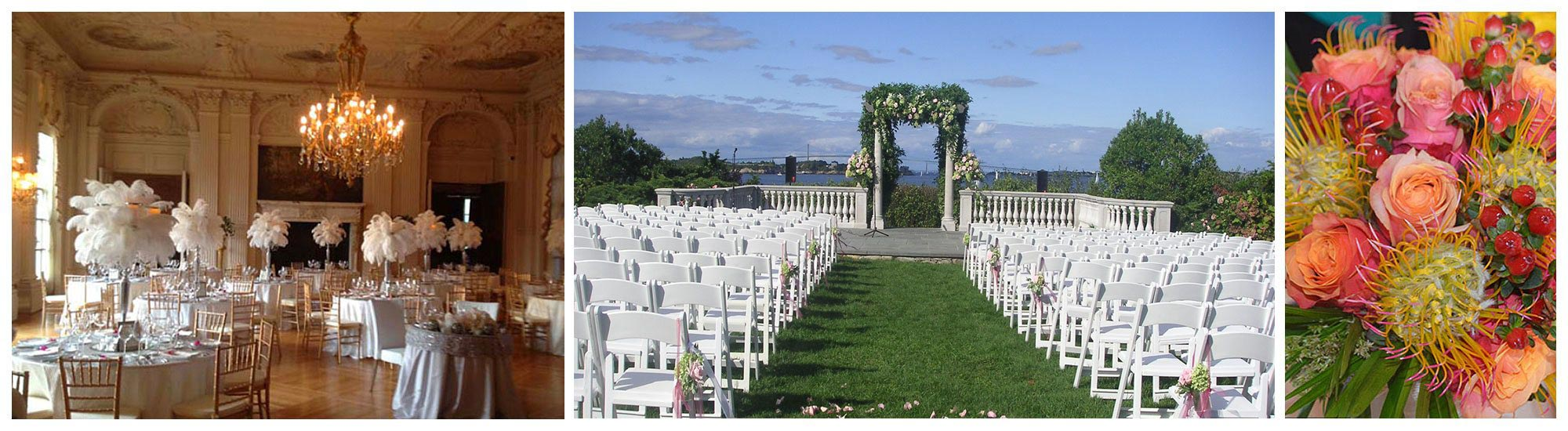 plan your dream wedding in newport ri